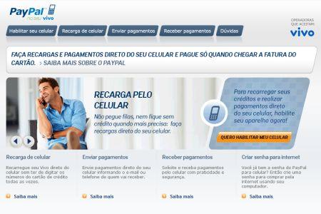 499931 paypal mobile pagamentos via celular 2 PayPal Mobile: pagamentos via celular