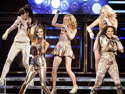 499945 Show das Spice Girls no encerramento das Olimpíadas 2012 Show das Spice Girls no encerramento das Olimpíadas 2012