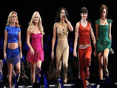 499945 Show das Spice Girls no encerramento das Olimpíadas 20122 Show das Spice Girls no encerramento das Olimpíadas 2012