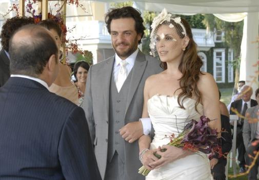 499960 Vestidos de noiva das novelas fotos amanda assunçao o astro Vestidos de noiva das novelas: fotos