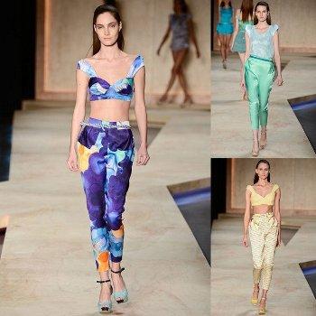 500061 Os conjuntinhos curtos estão entre as tendências da moda para o verão 2013 Fotodivulgação. Conjuntinhos, tendências para o verão 2013