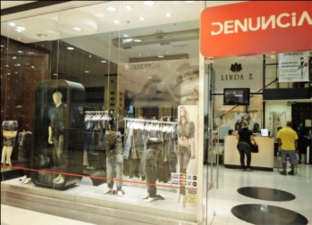 500080 A Denúncia Jeans pode ser encontradas em diversas multimarcas do Brasil Fotodivulgação. Denúncia Jeans: como revender