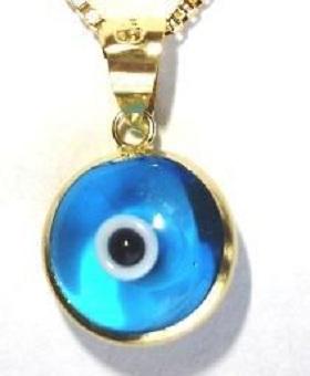 500325 1297931660 167815501 1 Fotos de Aslan Shop Pingente Olho Grego Da Sorte Ouro18 Vidro Pingentes e joias para dar sorte: quais são