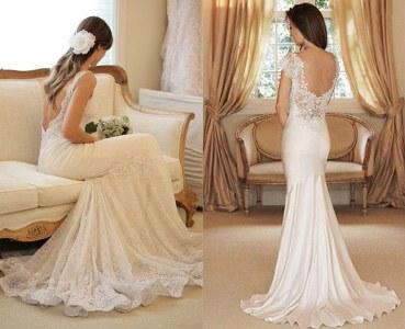 500526 Vestido de noiva para cada tipo de corpo.1 Vestido de noiva para cada tipo de corpo