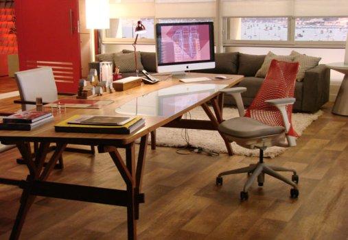 500562 Escritórios decorados fotos 15 Escritórios decorados: fotos