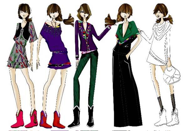 500759 cursos de moda 02 Senai SP: cursos gratuitos, Cerquilho 2012