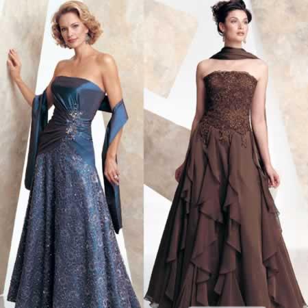 501011 Vestido para madrinha de casamentocores 03 Vestido para madrinha de casamento: cores