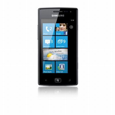501349 smartphone samsung omnia w Smartphone Samsung Omnia W