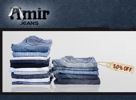 501823 Amir Jeans Onde comprar calças jeans para revender