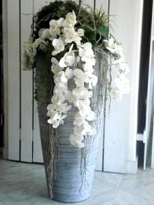501846 Flores artificiais na decoração dicas cuidados Flores artificiais na decoração: dicas, cuidados