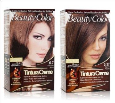 501987 A linha Beauty Color é muito conhecida por seus produtos de excelente qualidade Fotodivulgação. Simulador de cores para cabelo Beauty Color