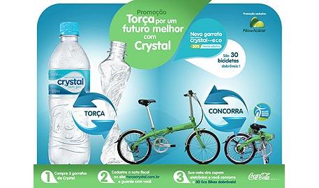 502275 Promoção Torça por um futuro melhor com Crystal2 Promoção Torça por um futuro melhor com Crystal