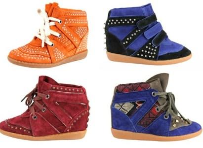 502370 Sneakers para o verão 213 tendências.1 Sneakers para o verão 2013, tendências