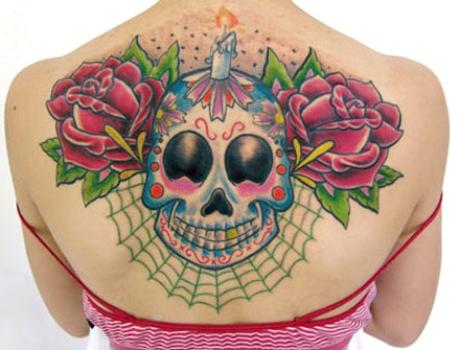 503493 Tatuagens grandes femininas fotos 4 Tatuagens grandes femininas: fotos