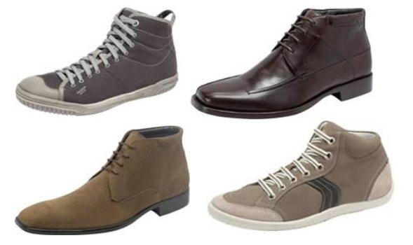 503604 Existem vários modelos de sapatos abotinados que podem ser usados em várias ocasições Fotodivulgação. Sapatos abotinados masculinos: como usar