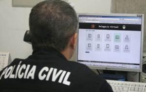 Delegacia de crimes na internet SP