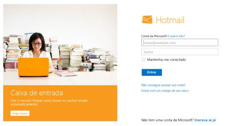 503657 como desbloquear o e mail do hotmail 1 Como desbloquear o email do Hotmail