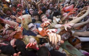 Flashmob: fotos