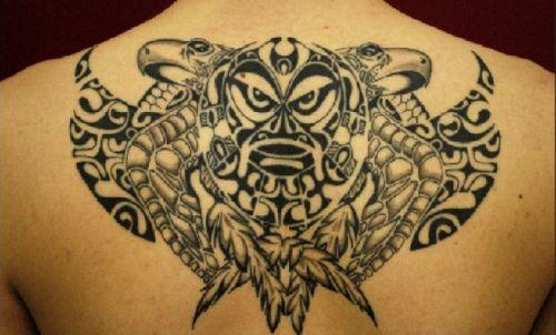 503727 tatuagens grandes masculinas fotos 2 Tatuagens grandes masculinas: fotos