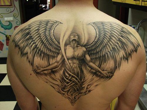 503727 tatuagens grandes masculinas fotos Tatuagens grandes masculinas: fotos