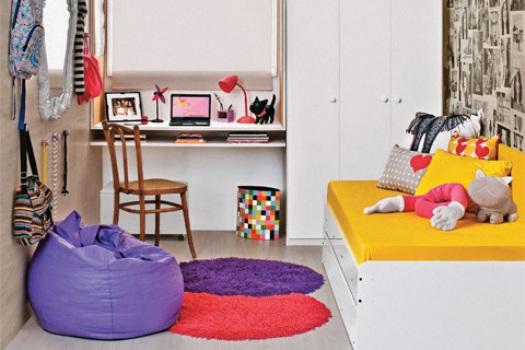 503776 Quarto de moça como decorar fotos 12 Quarto de moça: como decorar, fotos