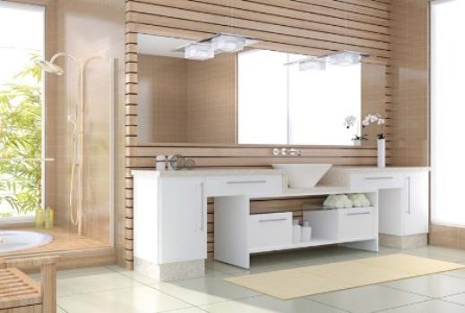 503794 Gabinetes para banheiros modelos e fotos 2 Gabinetes para banheiros, modelos e fotos