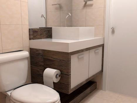 503794 Gabinetes para banheiros modelos e fotos Gabinetes para banheiros, modelos e fotos
