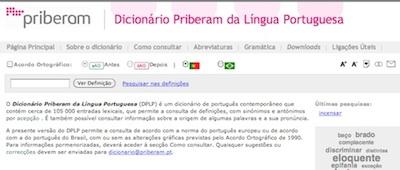 50454 dicionario online consultar Dicionário de Sinônimos Online