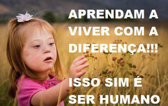 MENSAGENS SOBRE DIFERENÇAS PARA FACEBOOK: FOTOS