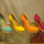 505158 Os sapatos anabela coloridos são ótimas opções de escolha da moda Arezzo Fotodivulgação. 150x150 Coleção da Arezzo verão 2013