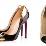 505158 Os sapatos com pontas metalizadas aparecem em grande estilo Fotodivulgação. 150x150 Coleção da Arezzo verão 2013