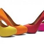 505158 Os scapins aparecem em cores amarelo rosa vermelho e laranja e prometem muito sucesso Fotodivulgação. 150x150 Coleção da Arezzo verão 2013