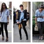 505580 A camisa jeans podem ser usada em diferentes ocasiões Fotodivulgação. 150x150 Camisa jeans feminina: como usar, dicas