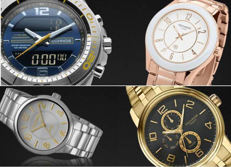 506096 relógios Technos Relógios masculinos: tendências 2013