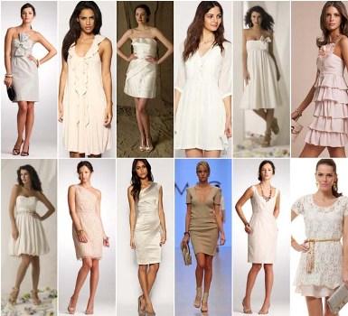 506159 Os vestidos de noiva para casamento civil devem ser mais discretos Fotodivulgação. Vestido de noiva discreto para casamento civil: fotos