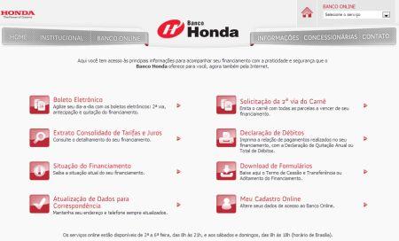 506336 financiamento honda consultas online 2 Financiamento Honda: consultas online