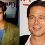 506711 O ator Brad Pitt abandonou o visual brega e deu vida a um novo estilo após se tornar famoso Fotodivulgação. 150x150 Celebridades antes da fama: fotos