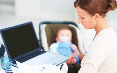 506998 Maes q trabalham Mães que trabalham são mais saudáveis, diz estudo