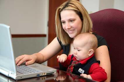506998 maes Mães que trabalham são mais saudáveis, diz estudo