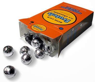 507137 O chocolate Futels combate a acne. Nutricosméticos para acne