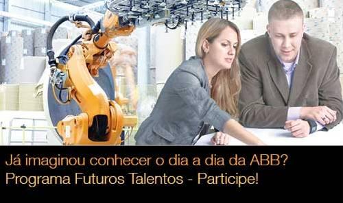 507228 Programa futuros talentos ABB2 Programa Futuros Talentos ABB