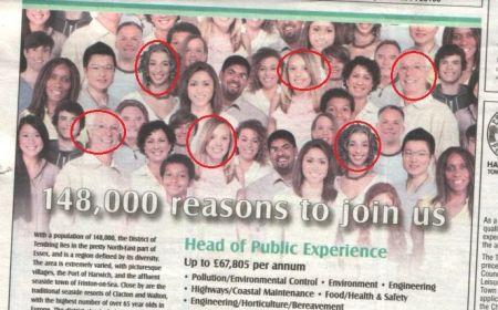 507573 erros bizarros de photoshop fotos 1 Erros bizarros de photoshop: fotos
