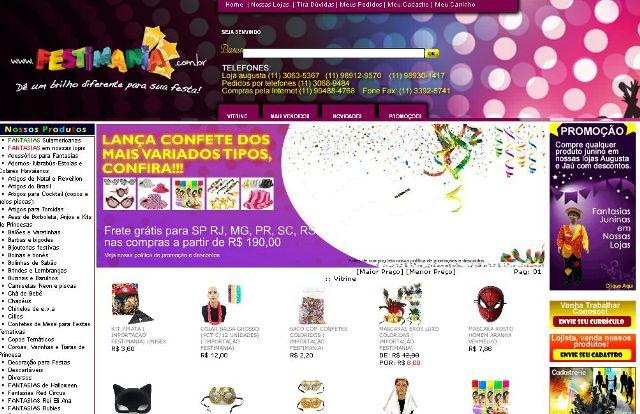 507706 adereços festa 1 Adereços para festa, onde comprar pela internet
