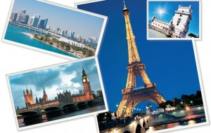 Pacote de viagem destinos internacionais mais baratos, CVC 2012