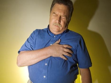 507931 Barriga saliente pode representar maior risco de doença cardiovascular Barriga saliente pode representar maior risco de doença cardiovascular