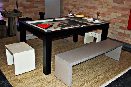 508047 mesa de jantar com sinuca integrada preços onde comprar 2 Mesa de jantar com sinuca integrada, preços, onde comprar
