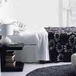 508147 Decoração de quarto preto e branco dicas fotos 16 150x150 Decoração de quarto preto e branco: dicas, fotos