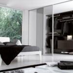 508147 Decoração de quarto preto e branco dicas fotos 6 150x150 Decoração de quarto preto e branco: dicas, fotos