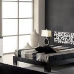 508147 Decoração de quarto preto e branco dicas fotos 9 150x150 Decoração de quarto preto e branco: dicas, fotos