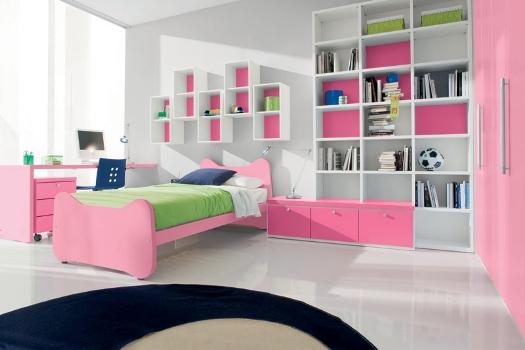 508177 Decoração de quarto colorido para jovens fotos 3 Decoração de quarto colorido para jovens: fotos